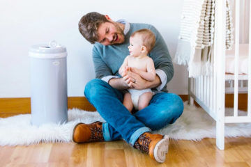The best nappy bins for 2019 | Mum's Grapevine