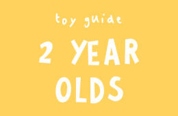 Best gifts and toys for 2 year olds based on developmental milestones