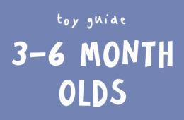 Toys for 3 month olds based on developmental milestones