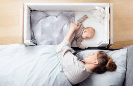 What to look for when buying a co-sleeper | Mum's Grapevine