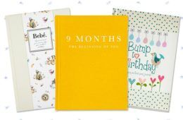 The 10 best pregnancy journals for mums-to-be | Mum's Grapevine