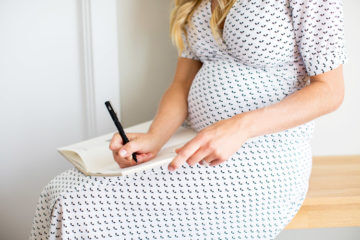 8 best pregnancy journals for 2021 | Mum's Grapevine