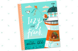 Izzy and Frank book review | Mum's Grapevine