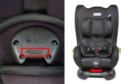 Infasecure buckle car seat recall