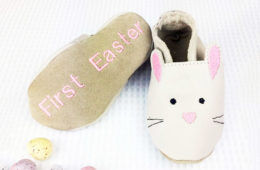No Choc Easter Gifts for Babies First Easter Shoes