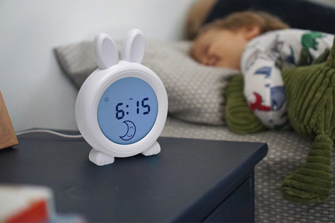 Oricom sleep trainer clock