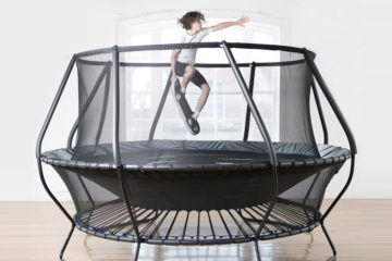 Plum Bowl Freestyle Trampoline