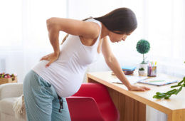 pregnancy back pain treatment