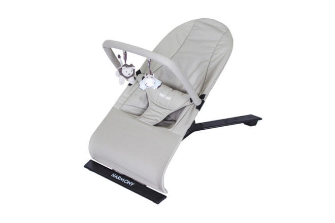 Best baby bouncers: Love N Care Harmony Bouncer