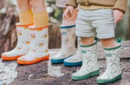 Best Kids Gumboots | Mum's Grapevine