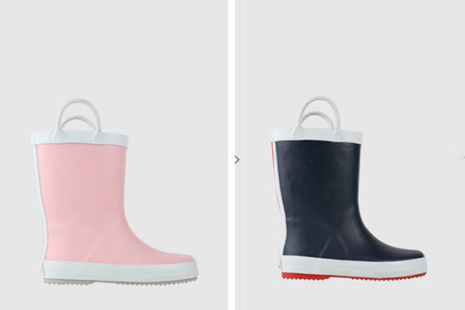 Ciao kids gumboots