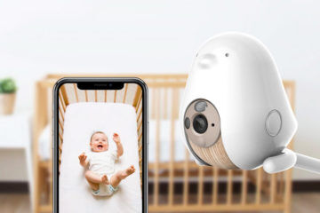 Cubo Ai smart baby monitor review | Mum's Grapevine