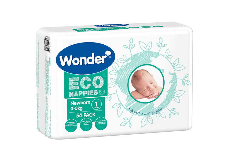 Best Nappies: Wonder Eco