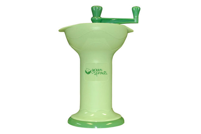 Green sprouts baby food maker