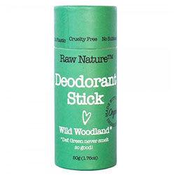 Raw Nature Deodorant Stick