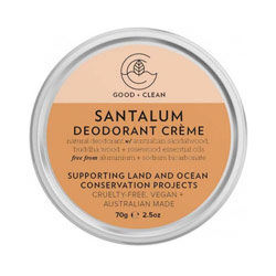 Santalum Deodorant Creme