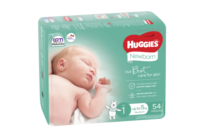 Best Nappies: Huggies Ultimate
