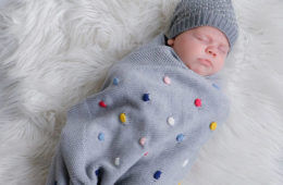 Best baby blankets: Di Lusso Living Baby Blankets