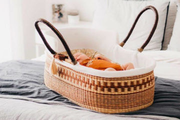 What to look for when buying a Moses basket | Mum's Grapevine