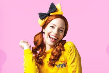 Emma Wiggle virtual birthday party