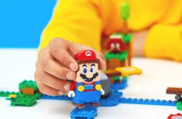 LEGO Super Mario Adventures   Mum's Grapevine