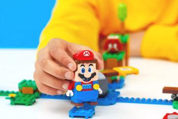 LEGO Super Mario Adventures | Mum's Grapevine