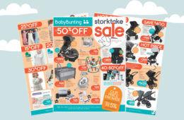 Baby Bunting Storktake Sale