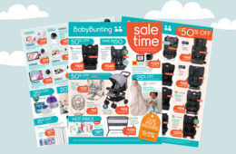 Baby Bunting Sale