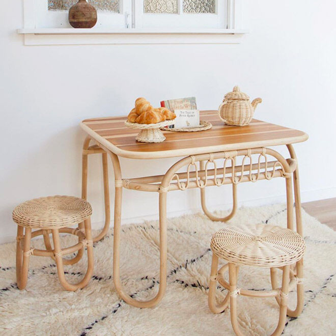 Best Kids Table & Chairs: Sacred Bundle