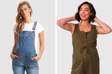 The best maternity overalls for 2020 | Mum's Grapevine