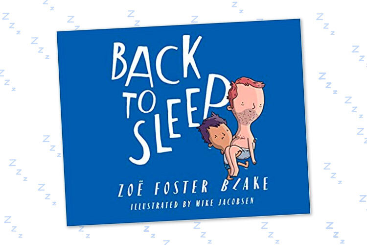 Book Review Back to Sleep