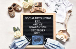 21 hilarious quarantine pregnancy announcements | Mum's Grapevine