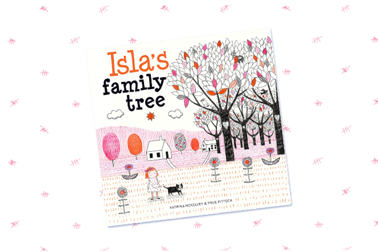 Book Review: Isla's Family Tree