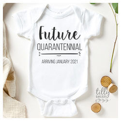 Pregnancy announcement onesie