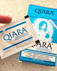Qiara breastfeeding mum review