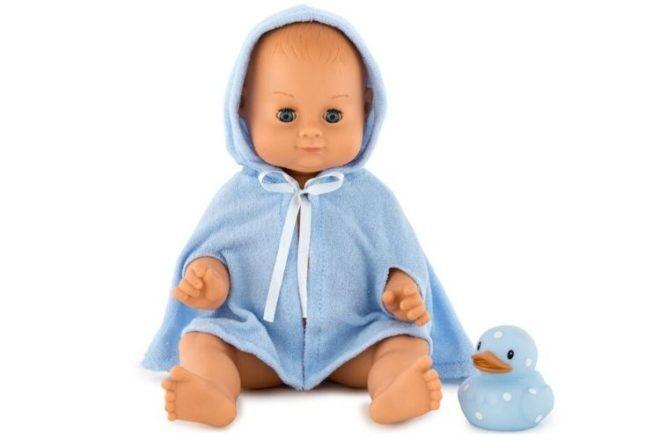 Best Bath Dolls: Skrållan Baby Bath Doll - David