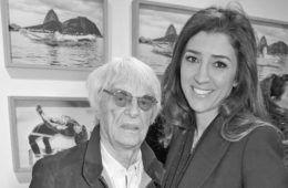 Bernie Ecclestone baby at 89