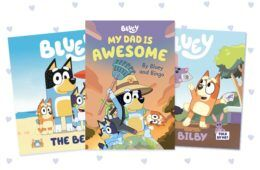 Best Bluey Books as voted by mums