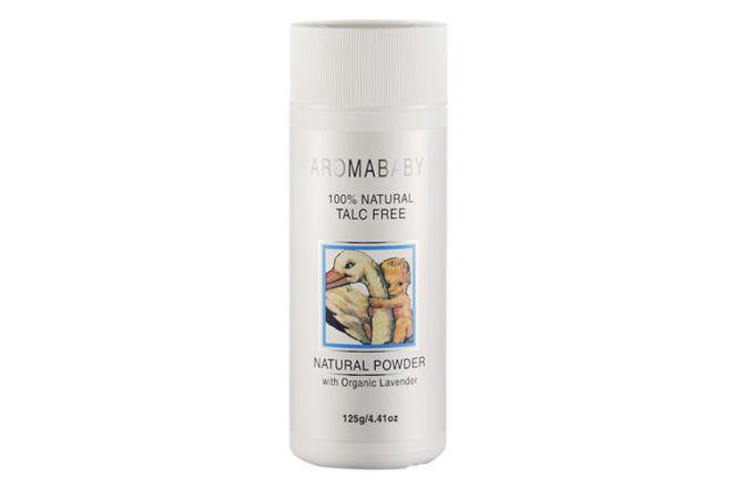 Best Talc Free Baby Powder: Aromababy