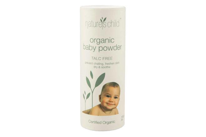 Best Talc Free Baby Powder: Nature's Child
