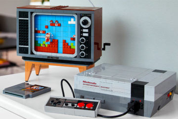 Nintendo Entertainment System LEGO