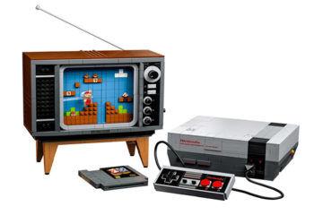 Nintendo NES Lego
