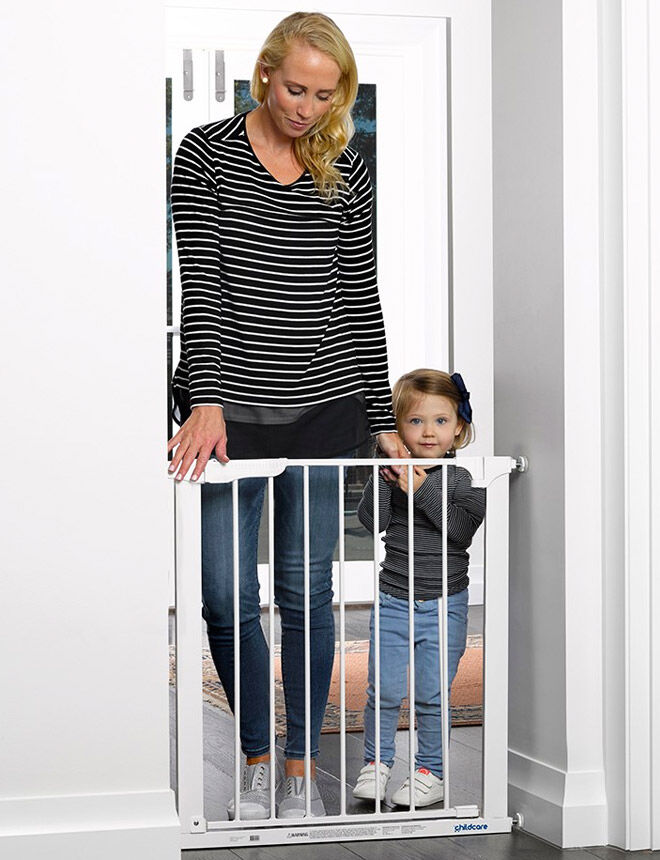 Best Baby Gate: Childcare Assisted Auto Close Gate