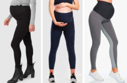 Best Maternity Leggings for comfort and support