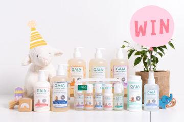 Gaia Skin Naturals giveaway