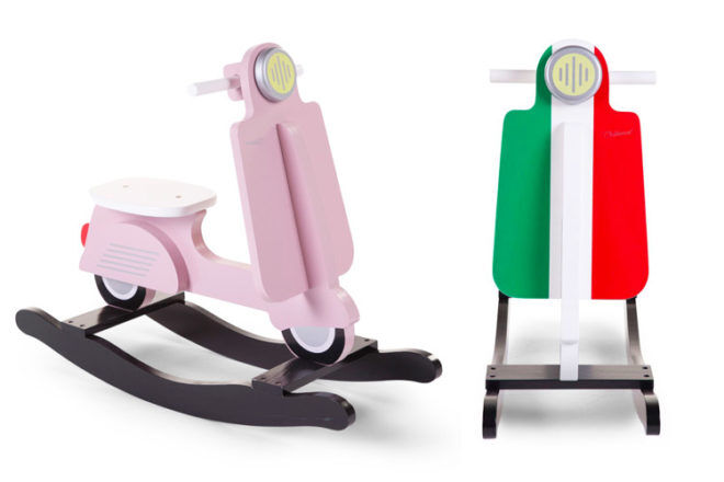 Best Toys for 18 Month Olds: Childhome Rocking Scooter
