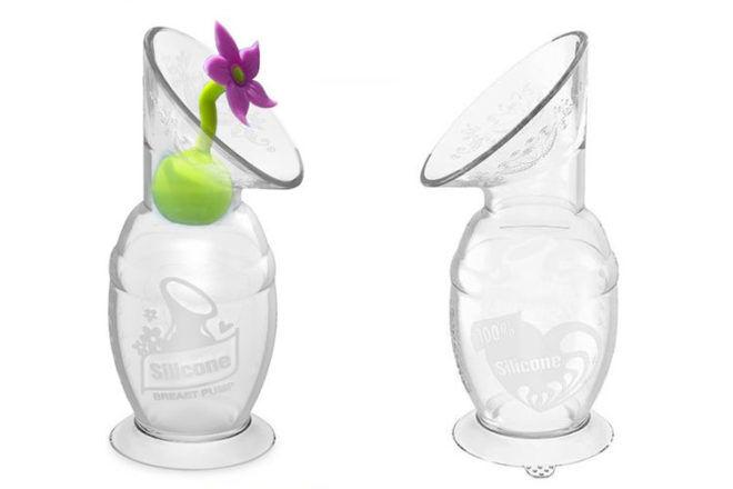 Haakaa Breast Pump milk saver