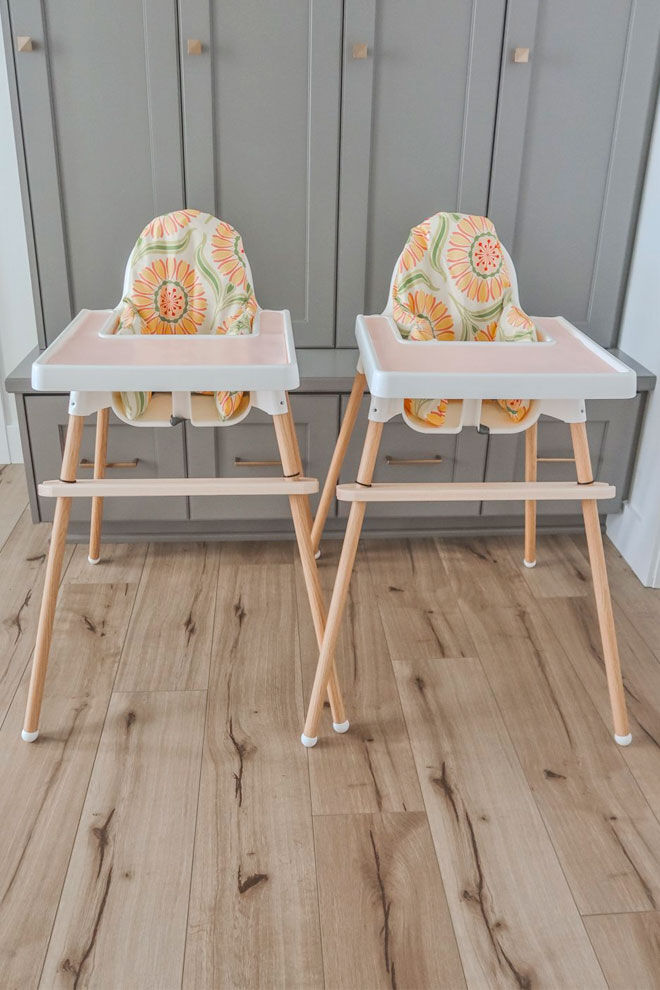 Ikea High Chair Hack Kelsey Bangs