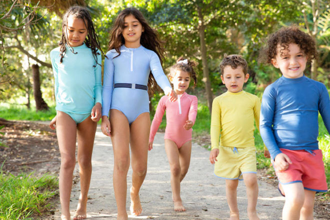 Best Kids Swimwear: Ned Swim