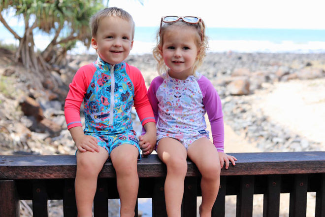 Best Kids Swimwear: TicTasTogs